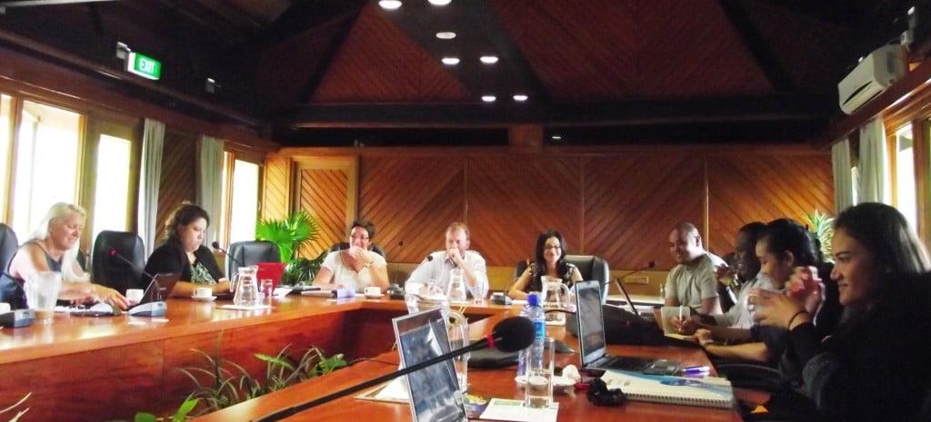 Fiji Islands Conservation Science Forum 5 – 7 August 2009