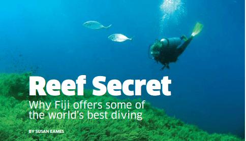 Reef Secret ISLANDS MAG