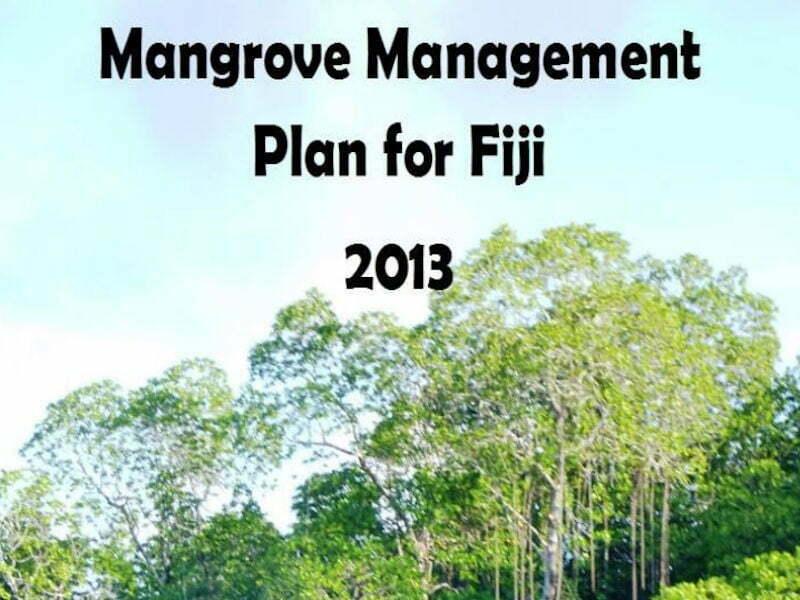 Mangrove Management Plan 2013 (MMP2013