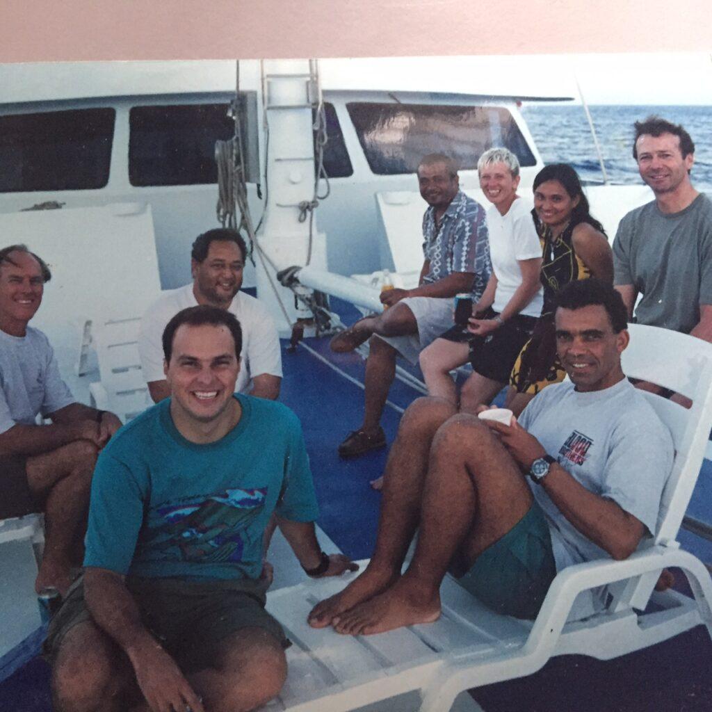WWF Marine Survey - Great Astrolabe & North Astrolabe Reefs, Kadavu April 2021