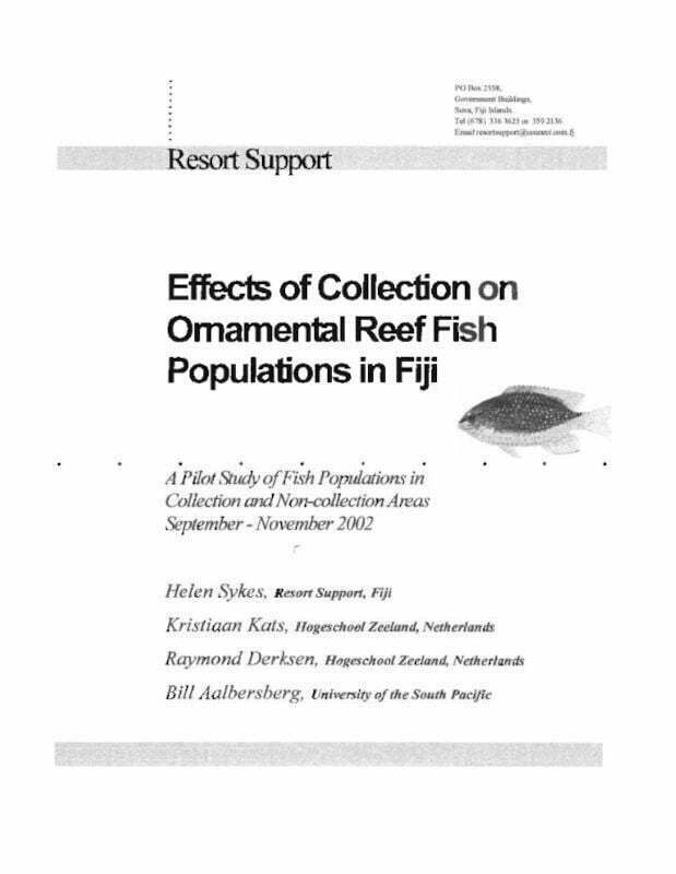 https://www.marineecologyfiji.com/wp-content/uploads/2021/05/Effects-of-Collection-on-Ornamental-Reef-Fish-Populations-in-Fiji.pdf